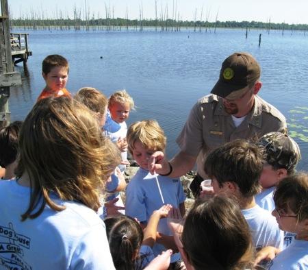 Helping kids understand their natural surroundings