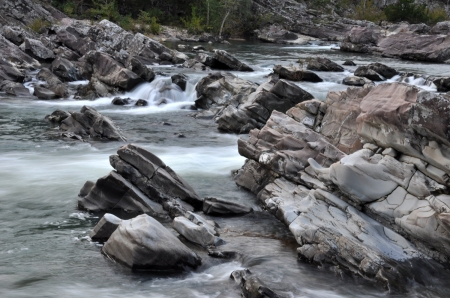 The unique and beautiful geology of the river and its watershed lures many photographers.