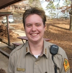Shelley Flanary, Park Interpreter