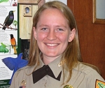 Amy Griffin, Park Interpreter