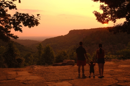 """The legacy of Arkansas State Parks is to preserve our state's diverse beauty and history, so that all Arkansans and visitors may find emotional and intellectual connections to their heritage."" - Theme Statement of Arkansas State Parks"