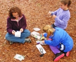 Geocaching is like a game of Hide-n-Seek taken to a new level.