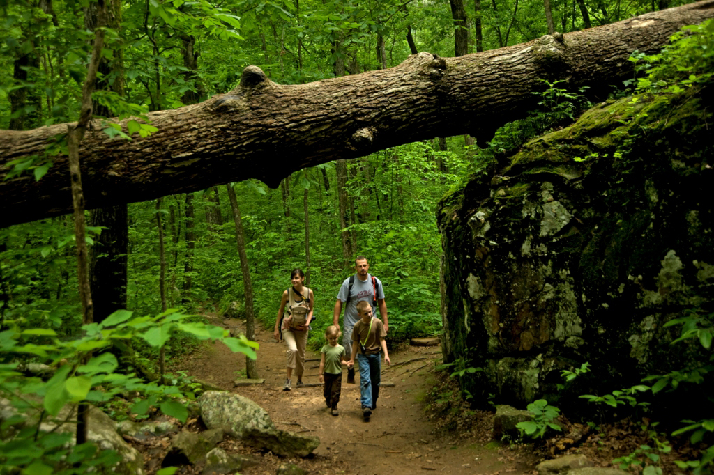 Hiking Arkansas State Parks Blog
