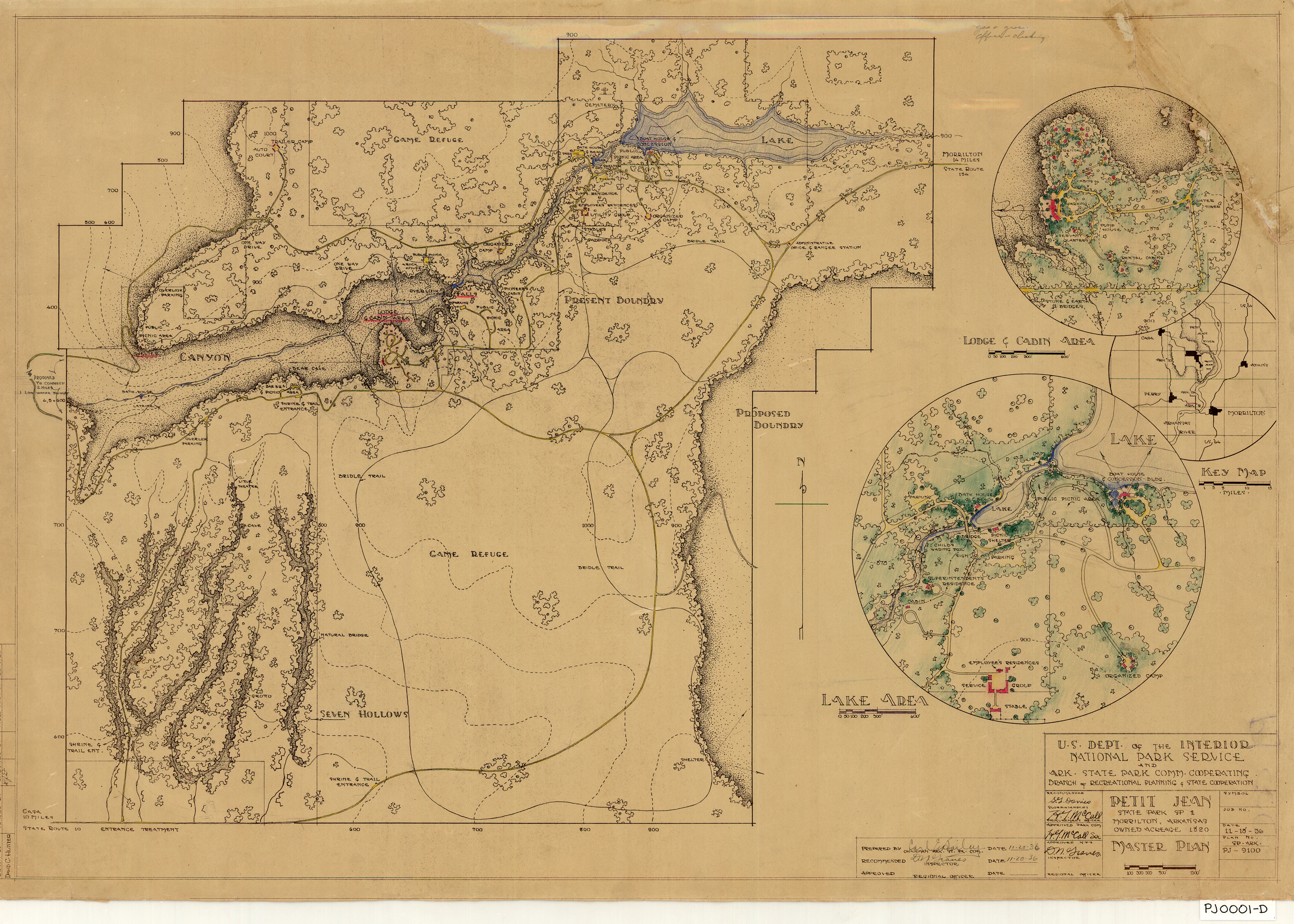 Map Arkansas State Parks Blog