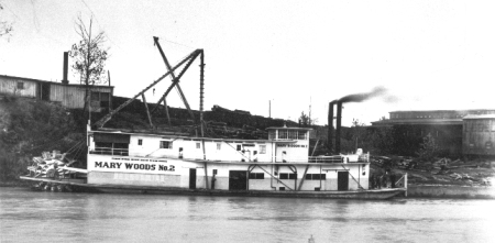 The Mary Woods No. 2 in her working days.