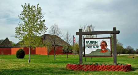 Experience Arkansas history dating back to 1000 A.D. and right up into the 1950's at Parkin Archeological State Park.