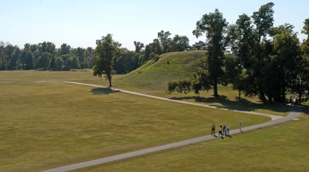 A National Historic Landmark, the Toltec Mounds site comprises one of the largest and most impressive archeological sites in the Lower Mississippi River Valley.