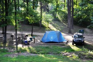 Spring is the perfect time to get out to a campground.