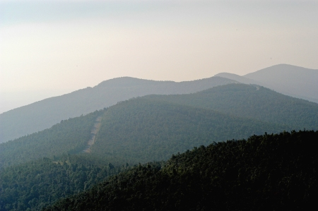 The mountains of Arkansas are an unexpected pleasure of our out-of-state visitors.