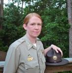 Sarah Keating, Asst. Park Superintendent