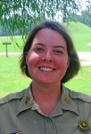 Heather Hoey, Park Interpreter