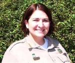 Julie Tharp, Park Interpreter