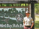 Paul Butler, Park Superintendent