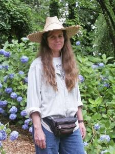 Tina Wilcox, Park Gardener and Herbalist
