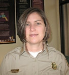 Tara Gillanders, Park Interpreter