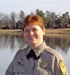 Heather Runyan, Park Interpreter
