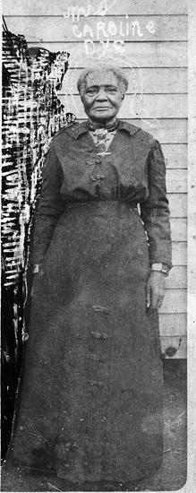 Mrs Caroline Dye