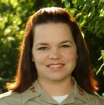 Mary Anne Parker, Park Interpreter