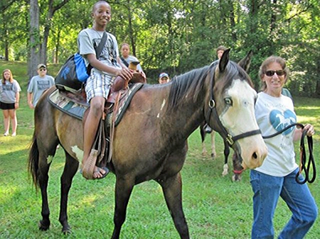 Horseback riding is one of our most popular adventures!